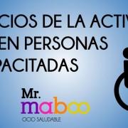 Beneficios de la actividad física en personas discapacitadas